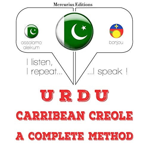 Urdu – Carribean Creole. A complete method cover art