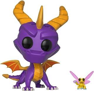 Funko Pop and Buddy Dragon-Spyro and Sparx, Multicolor