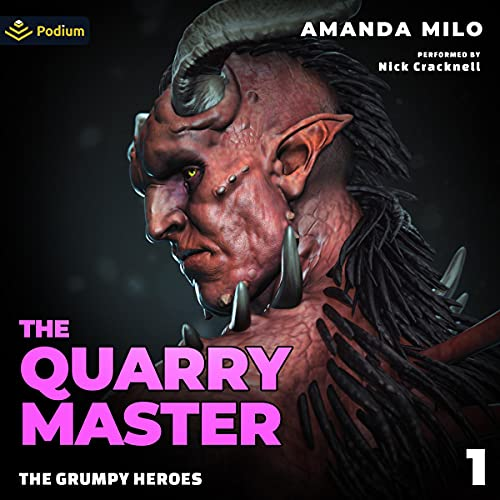The Quarry Master cover art