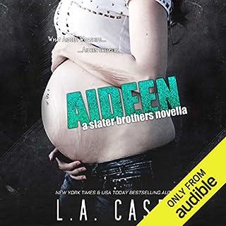 Aideen audiobook cover art
