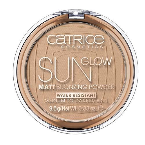 Catrice - Bronzer - Sun Glow Matt Bronzing Powder 035