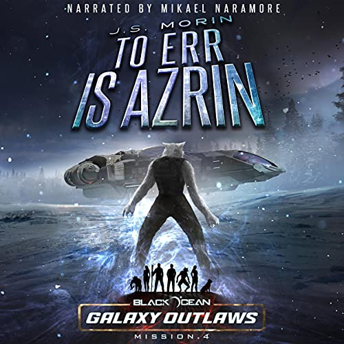 To Err Is Azrin cover art