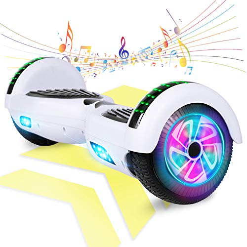 FLYING-ANT Hoverboard 6.5 Inch Two-Wheel Self...