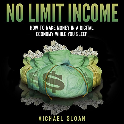 No Limit Income audiobook cover art