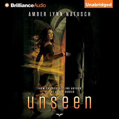Unseen audiobook cover art
