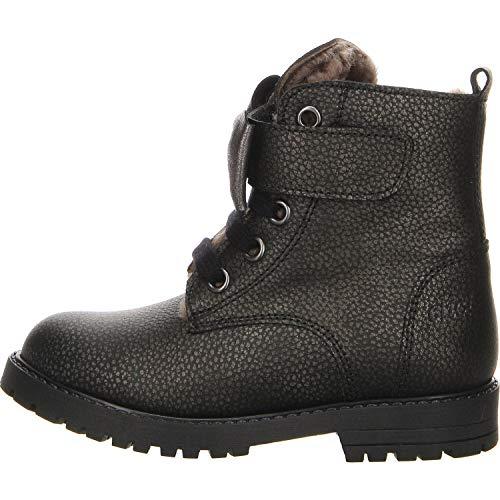 clic! shoes Mädchen klassischer Stiefel Größe 28 EU Grau (grau)