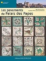 Les pavements du Palais des Papes de Renée Lefranc