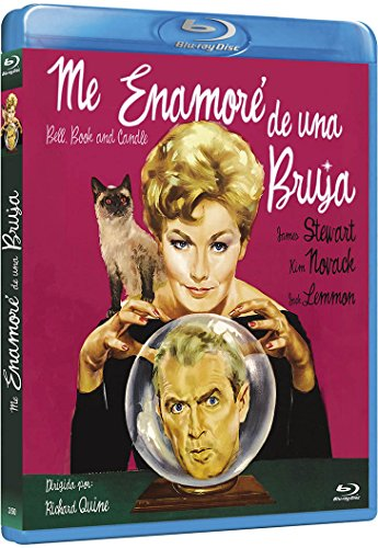 Me Enamoré de una Bruja: 1958 - Bell, Book and Candle [Blu-ray]