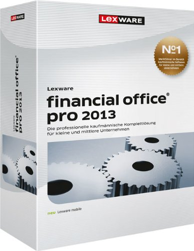 Lexware Financial Office Pro 2013 Update (Version 13.00) [import allemand]