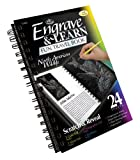Royal Brush EAB-2 North American Wildlife Engraving Art Book - North American Wildlife