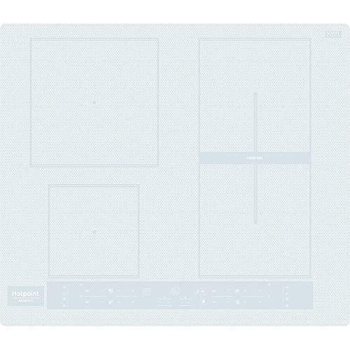 Hotpoint HB 8460B NE/W piano cottura Bianco Incasso (posizionamento) 59 cm A induzione