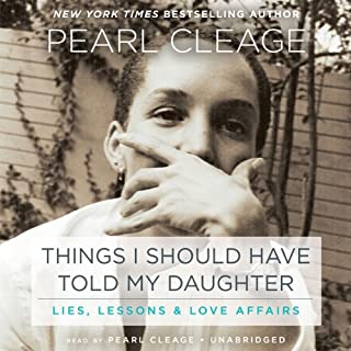Things I Should Have Told My Daughter audiobook cover art