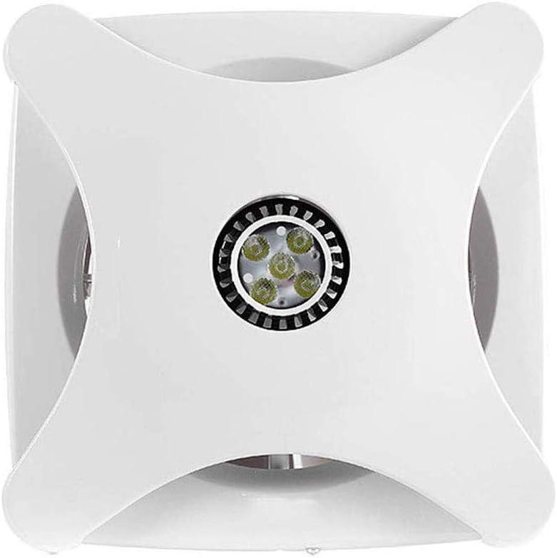 YCZDG Ventilation Fan - Popularity Purchase Energy-Saving Exhaust LED I Lighting