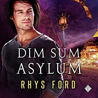 Dim Sum Asylum audiobook cover art