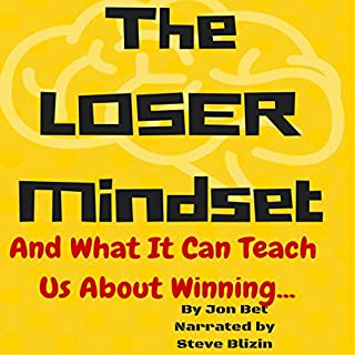 The Loser's Mindset audiobook cover art