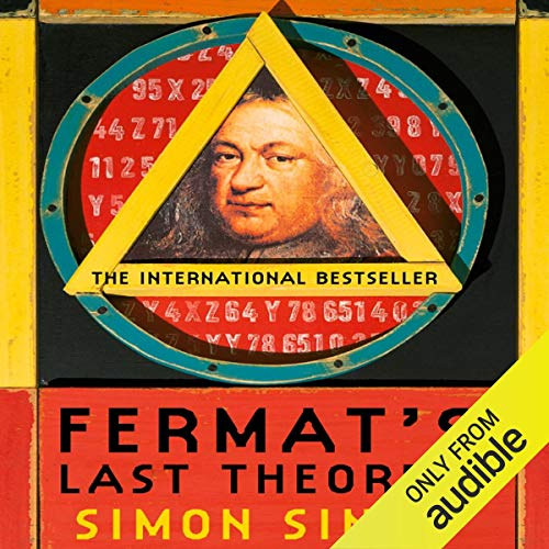 Fermat's Last Theorem audiobook cover art