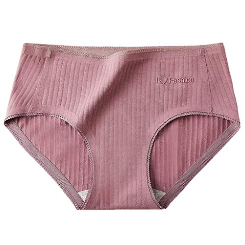 KIMODO Lencería Pijamas Lencería Sexy para Mujer Soild Color Bragas Abiertas Tanga G-Pantalones
