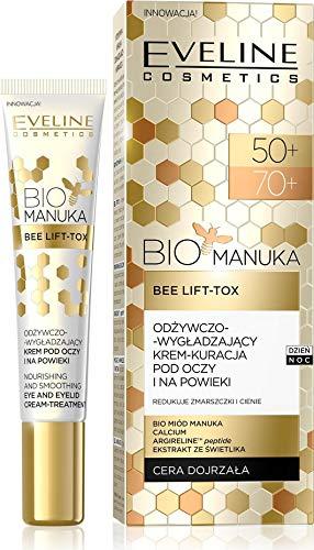 Eveline Cosmetics Bio Manuka Lift Creme Yeux/Paupières 20 ml