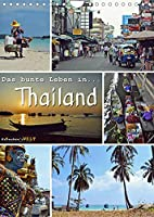 Das bunte Leben in Thailand (Wandkalender 2022 DIN A4 hoch): Eine Reise durch Thailand... (Planer, 14 Seiten )