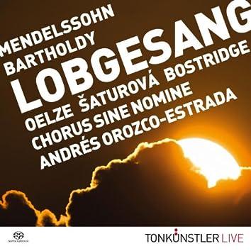 "NÖ Tonkünstler live - Mendelssohn Symphonie NR. 2 ""Lobgesang"""
