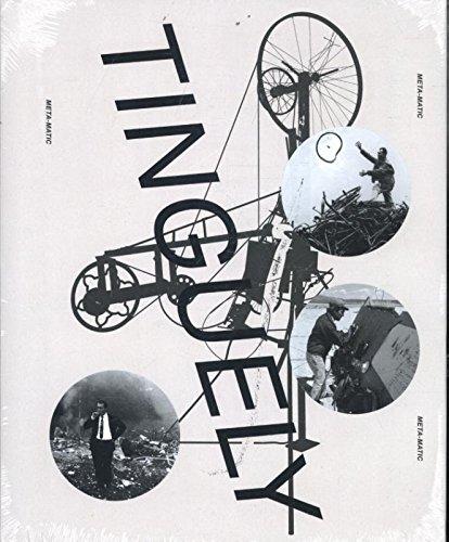 Jean Tinguely. Multiple Words. Retrospective: Stedelijk Museum, Amsterdam