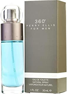 perry ellis 360 by Perry Ellis Eau De Toilette Spray 1 oz