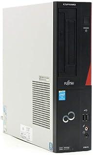 富士通 ESPRIMO D582/G Pentium G2020 2.9GHz 2GB 250GB(HDD) DVI-D アナログRGB出力 DVD+-RW Windows7 Pro 64bit