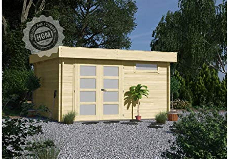 HGM GmbH Munich Garden House 34C + Colourless Waterproofing Wooden House