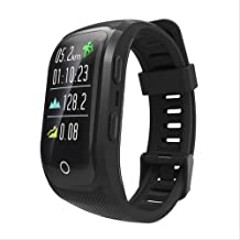 huiaynag Smart Watch Activity and Fitness Tracker S908 GPS Smart Bracelet Fitness Wristband Dynamic Heart Rate Ip68 Waterproof Smart Band G03 Tracker Smartband Watch Upgrade Colo