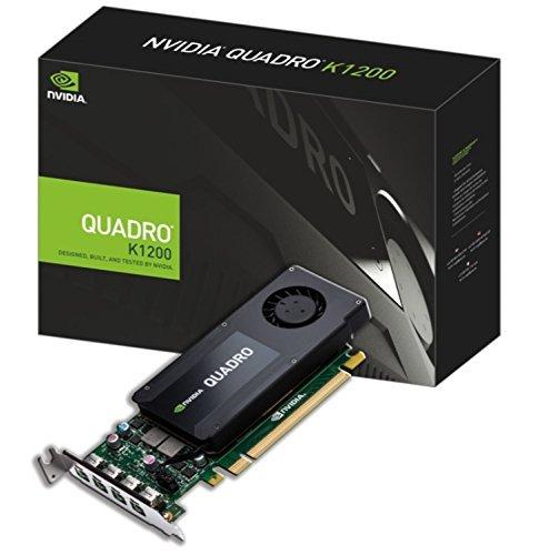 4GB PNY Quadro K1200