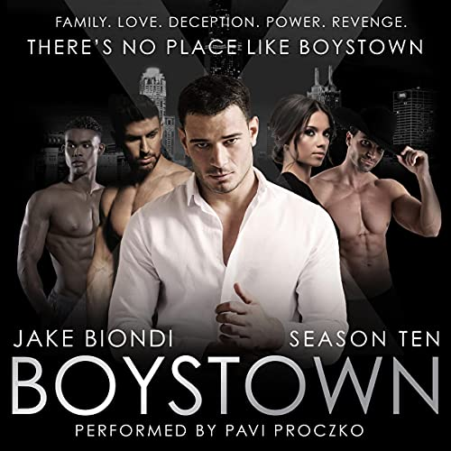 Boystown, Season Ten Audiobook By Jake Biondi cover art