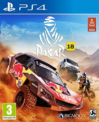 Dakar 18 - Ps4 #4752