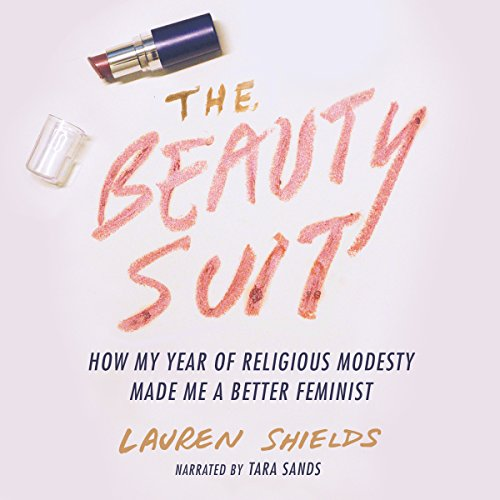 The Beauty Suit audiobook cover art