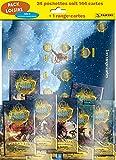 Panini France SA- Packs Loisirs Fantasy Riders Pack de Ocio 2021 – 1 Porta Tarjetas + 24 Bolsillos, Color (003543SPF)