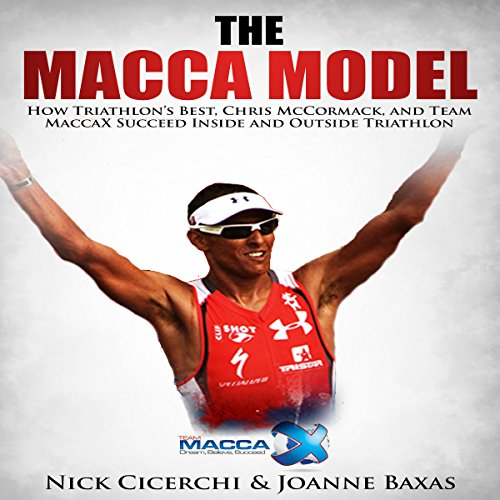 The Macca Model audiobook cover art
