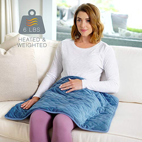 Pure Enrichment® WeightedWarmth™ Weighted Body Pad