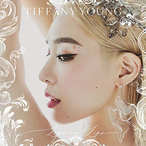 Paradigm Talent Agency TIFFANY YOUNG SNSD - Lips On Lips (1st EP) CD+Photobook+2Photocard+Folded Poster+Double Side Extra Photocards
