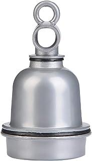 YIHEXUANkeji E27 uchwyt lampy cieplnej odporny na wysoką temperaturę izolujący ceramiczny uchwyt do żarówki grzewczej do b...