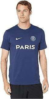 Paris Saint-Germain Core Match T-Shirt (Midnight Navy) (XL)