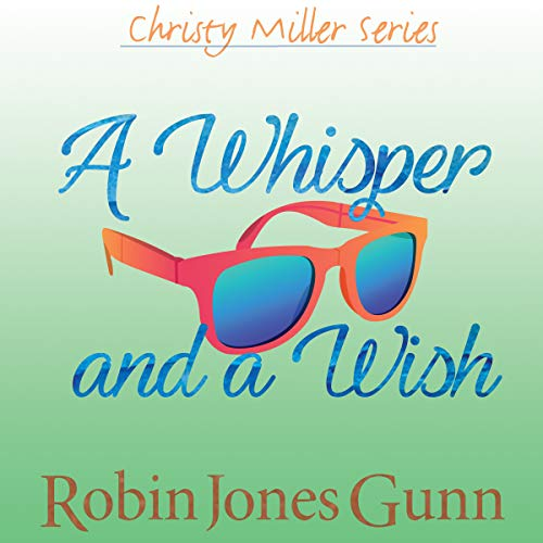 A Whisper and a Wish audiobook cover art