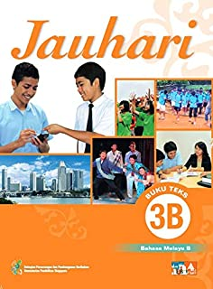 Malay Language 'B' Textbook 3B for Secondary Schools (Jauhari)