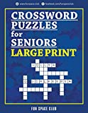 Crossword Puzzles for Seniors Large Print: Crossword Easy Puzzle Books: Volume 2 (Crossword Jam and Word Whizzle Search Puzzle Wordbrain Books for Adults / WordBubbles Set)