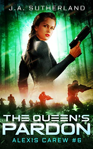 The Queen's Pardon (Alexis Carew Book 6) (English Edition)