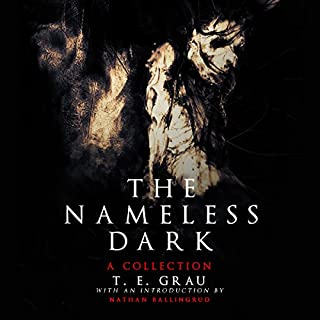 The Nameless Dark audiobook cover art