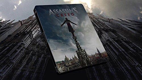 ASSASINS CREED BLURAY + BLURAY 3D STEELBOOK [Blu-ray]