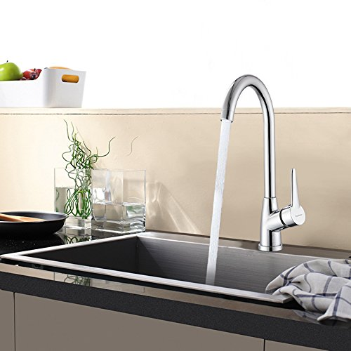 Kitchen Saus, Hot and Cold Dishes, potten en Tap Fittings, Household Tap Water Faucets