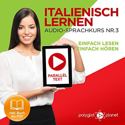 Italienisch Lernen - Einfach Lesen | Einfach Hören | Paralleltext Titelbild