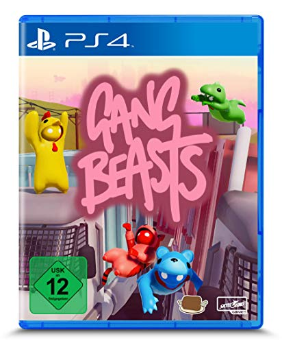 Gang Beasts - [Playstation 4]