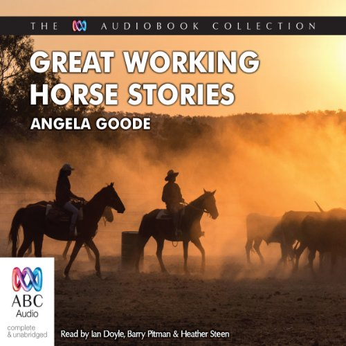 Great Working Horse Stories audiobook cover art