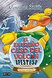 El extraño caso del volcán Apestoso (Geronimo Stilton)